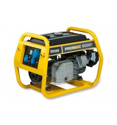 GENERATORE PROFESSIONALE VANGUARD ProMax 6000A