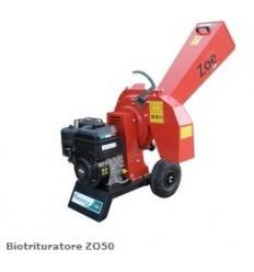 Biotrituratore ZO50 Agrinova